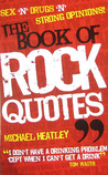 The Book of Rock Quotes
