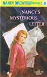 Nancy's Mysterious Letter by Carolyn Keene