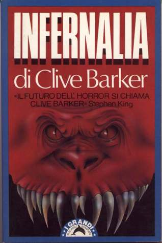 Infernalia by Clive Barker