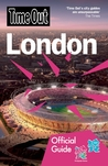 Time Out Official Guide to London 2012