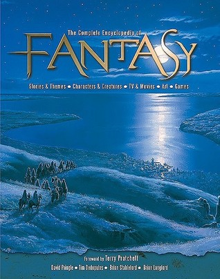 The Ultimate Encyclopedia of Fantasy by Terry Pratchett