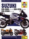 Suzuki GSX-R600 (01-03), GSC-R750 (00-03) and GSX-R1000 (01-02) Service and Repair Manual