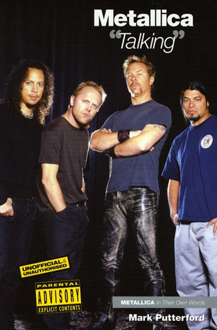 Metallica by Mark Putterford