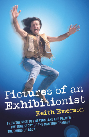 Pictures of an Exhibitionist by Keith Emerson