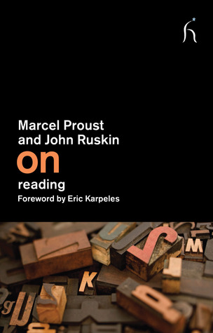 On Reading by Marcel Proust