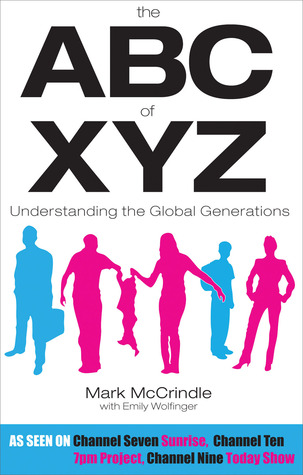 The ABC of XYZ by Mark McCrindle