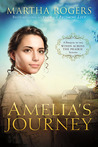 Amelia's Journey (Winds Across the Prairie, #.5)