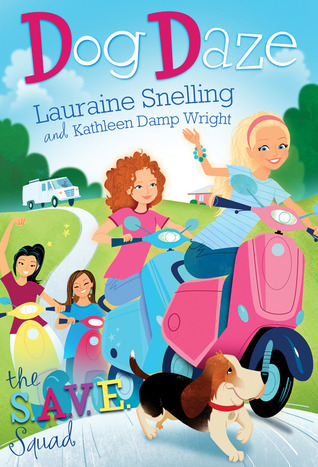 Dog Daze by Lauraine Snelling
