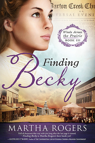 Finding Becky by Martha   Rogers