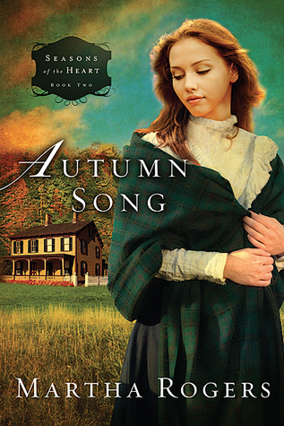 Autumn Song by Martha   Rogers