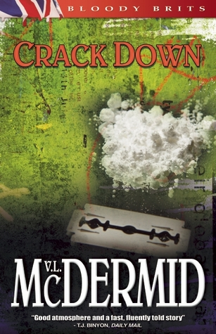 Crack Down (Kate Brannigan, #3)