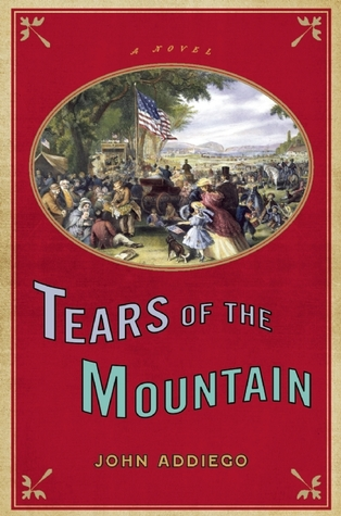 Tears of the Mountain by John Addiego