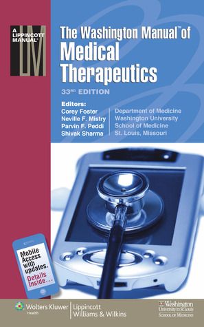 The Washington Manual® of Medical Therapeutics