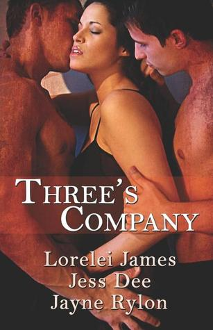 Three's Company by Angela James
