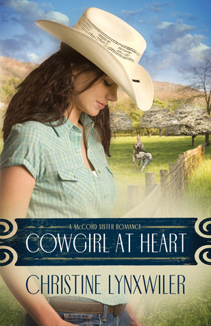 Cowgirl at Heart (The McCord Sisters, #2)