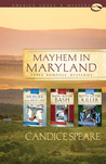 Mayhem in Maryland: Murder in the Milk Case/Band Room Bash/Kitty Litter Killer