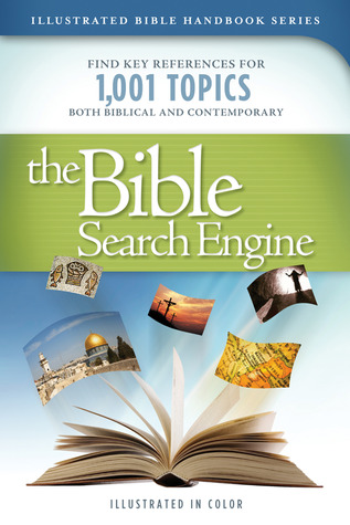 The Bible Search Engine by Pamela L. McQuade