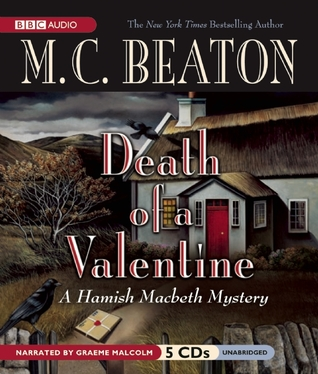 Death of a Valentine by M.C. Beaton