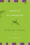 Summer of My Amazing Luck: A Novel