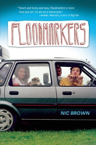 Floodmarkers by Nic     Brown