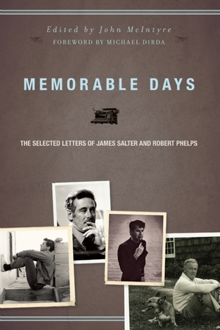 Memorable Days by James Salter