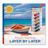 Acrylic Painting Layer by Layer: Beached Kit