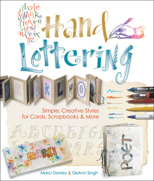 Hand Lettering by Marci Donley