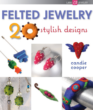 Felted Jewelry: 20 Stylish Designs