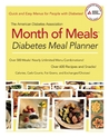 The American Diabetes Association Month of Meals Diabetes Mea... by American Diabetes Association