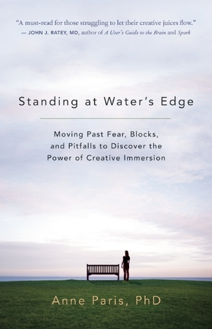Standing at Water's Edge by Anne Paris