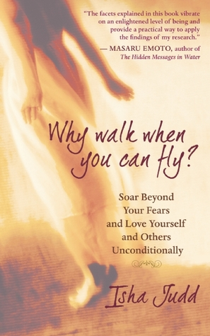 Why Walk When You Can Fly by Isha Judd