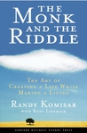 Monk and the Riddle by Randy Komisar