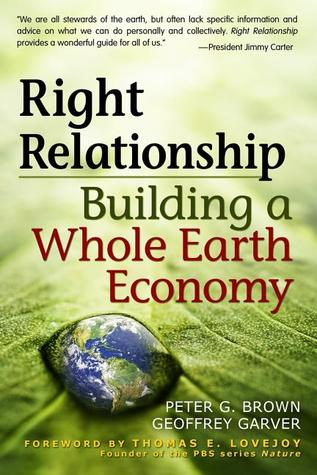 Right Relationship by Peter G. Brown