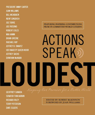 Actions Speak Loudest: Keeping Our Promise for a Better World
