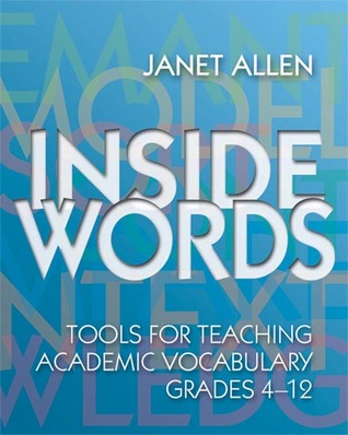 Inside Words by Janet Allen
