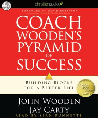 Coach Wooden's Pyramid of Success: Building Blocks for a Better Life