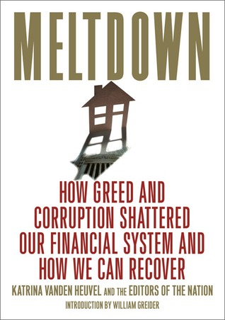 Meltdown by Katrina Vanden Heuvel