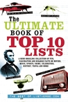 The Ultimate Book of Top Ten Lists by ListVerse.com