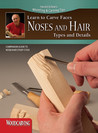 Nose and Hair Study Stick Kit