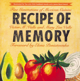 Recipe of Memory by Victor M. Valle