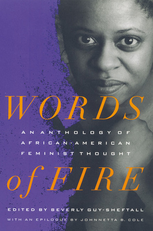 Words of Fire by Beverly Guy-Sheftall