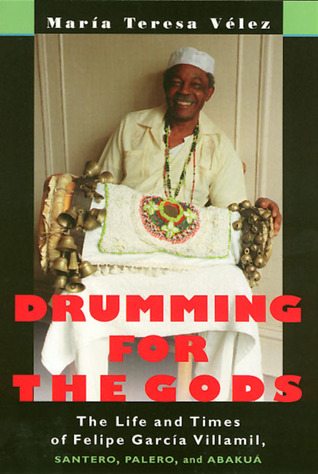Drumming For The Gods by María Vélez