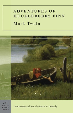 A discussion on the value of the adventures of huckleberry finn by mark twain