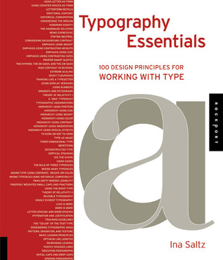 Typography Essentials by Ina Saltz