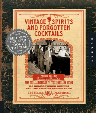 Review Vintage Spirits and Forgotten Cocktails: From the Alamagoozlum to the Zombie and Beyond, 100 Rediscovered Recipes and the Stories Behind Them DJVU