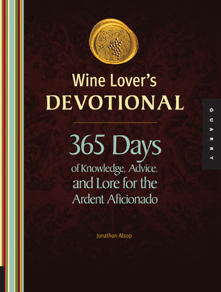 Wine Lover's Devotional by Jonathon Alsop