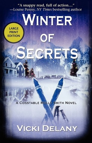 Winter of Secrets by Vicki Delany