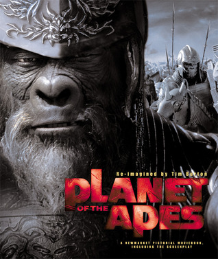 Planet of the Apes: Re-Imagined by Tim Burton