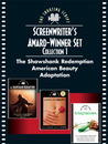 Screenwriter's Award-Winner Set: Collection 1: The Shawshank Redemption, American Beauty, and Adaptation