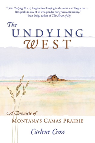 The Undying West by Carlene Cross